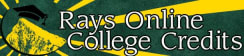 Rays Online College Credits, John Zepp Academy Foundation Inc.