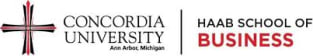 Concordia University Ann Arbor Haab School of Business