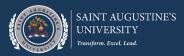 Saint Augustine's University School of General Studies