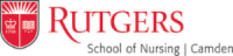 Rutgers University - Camden School of Nursing