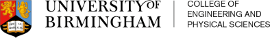 University of Birmingham - College of Engineering and Physical Sciences