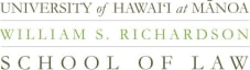 University of Hawai'i at Mānoa, William S. Richardson School of Law