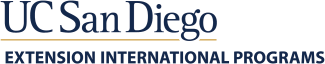 University of California, San Diego - Extension International Programs