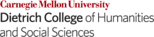 Carnegie Mellon University Dietrich College of Humanities and Social Sciences