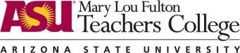 Arizona State University Mary Lou Fulton Teachers College