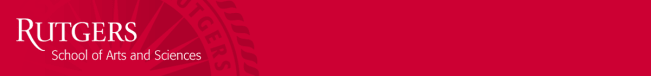 Rutgers University - New Brunswick School of Arts and Sciences