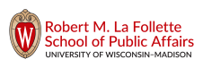 University of Wisconsin-Madison La Follette School of Public Affairs