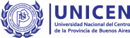 National University of the Center of the Province of Buenos Aires