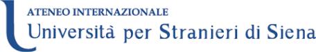Università per Stranieri di Siena