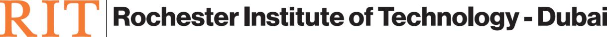 Rochester Institute of Technology (RIT) Dubai