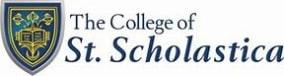 The College of St. Scholastica