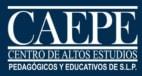 Centro de Altos Estudios Pedagógicos  y Educativos de San Luis Potosí