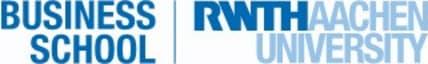 RWTH Business School / RWTH Aachen University