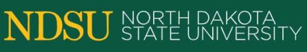 North Dakota State University – Department of Construction Management and Engineering