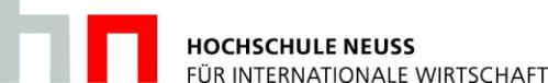 Neuss University for International Business
