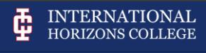 International Horizons College (IHC)