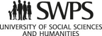 University of Social Sciences and Humanities - SWPS