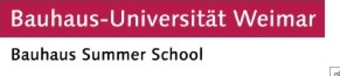 Summer School at Bauhaus University Weimar