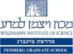 Weizmann Institute of Science, Feinberg Graduate School