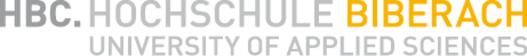 Hochschule Biberach University Of Applied Science