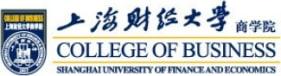 Shanghai University of Finance & Economics - College of Business