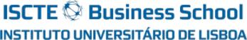 ISCTE Business School – Instituto Universitário de Lisboa