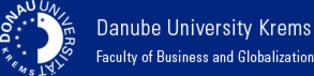 Danube University Krems FBG - Department of Law