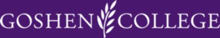 Goshen College Online