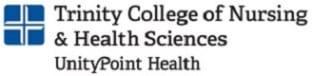 Trinity College of Nursing & Health Sciences