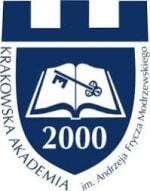 Andrzej Frycz Modrzewski Krakow University