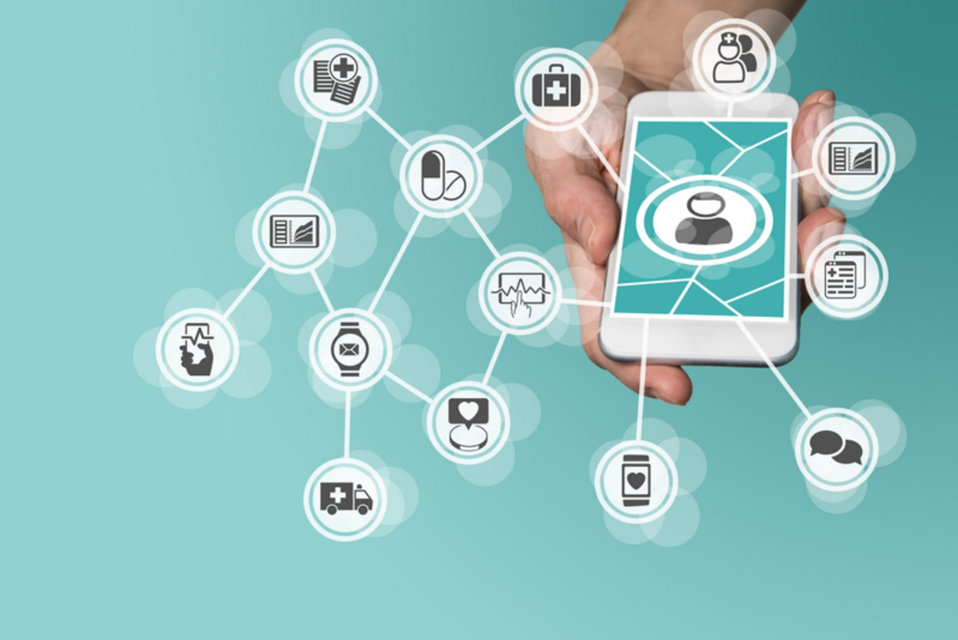 Lookout Healthcare Industry: The Internet of Things is Coming