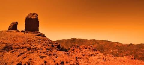 Robot To Explore Mars