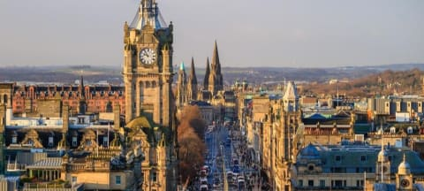 Scottish Universities Enroll Record Numbers of Students from Deprived Areas