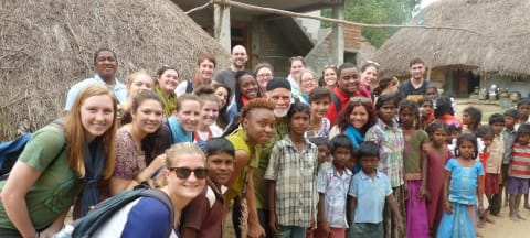 How Study Abroad Students and Non-profits are Creating Social Change in India