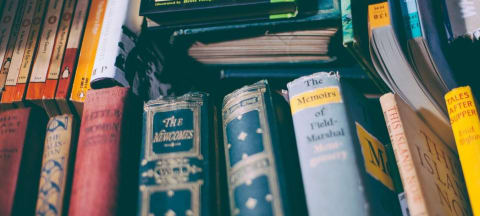 Six Careers for Book Lovers