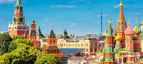 Top 5 Reasons to Study in Moscow