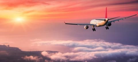Afraid Of Flying? Five Ways to Overcome Your Fears