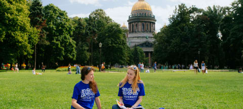 Why You Should Study in St. Petersburg