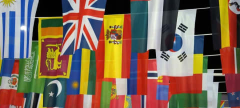 Don't Mix Up These World Flags