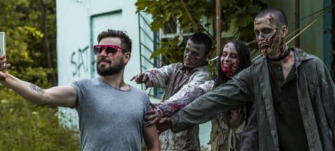 Why Some New Zealand Students are Preparing for a Zombie Apocalypse
