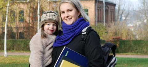 How To Succeed As A Student Parent