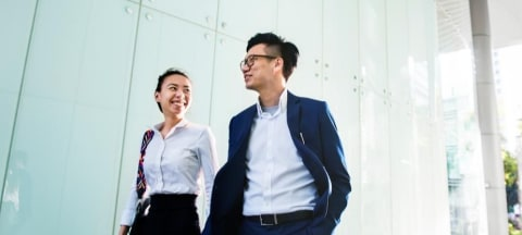 Are MBA Students Turning to the East?