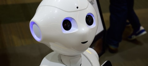 Robots To Teach English in Japanese Classrooms
