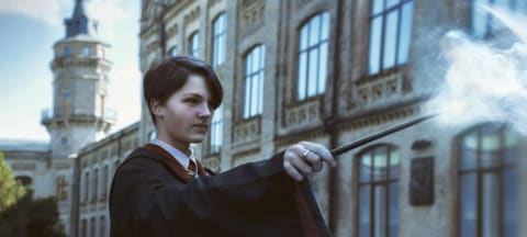 Can Law Students Learn from the Wizarding World?