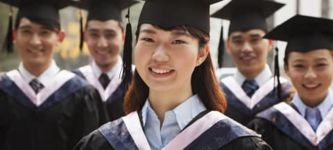 Chinese Universities Tighten Up On Graduation Requirements