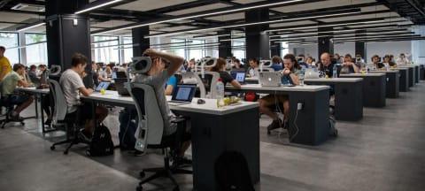 Hackathons Spur Product Development at Business Schools