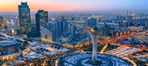 Controversy in Kazakhstan: An Autocrat, an Alphabet and An Excess of Apostrophes