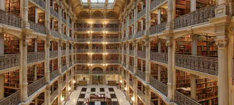 The World's 10 Most Amazing University Libraries