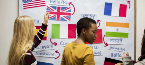 What You Need to Know About Studying in English in a Non-English Speaking Country
