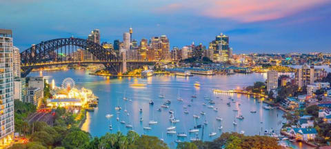 Australia's Star on the Rise with International Business Students